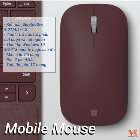Surface Mobile Mouse 9