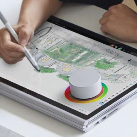 Surface Dial 8