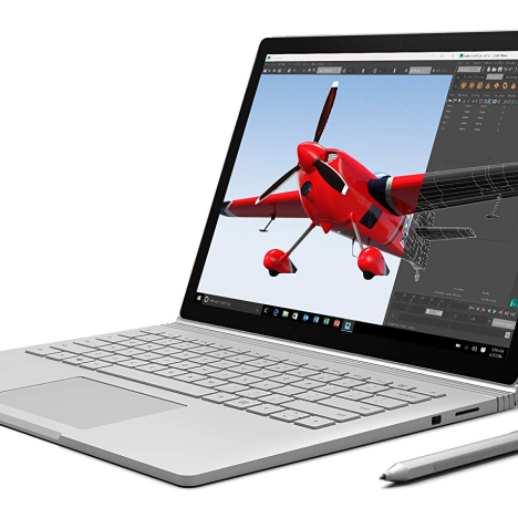 Surface Book | Core i5 / RAM 8GB / SSD 128GB 1