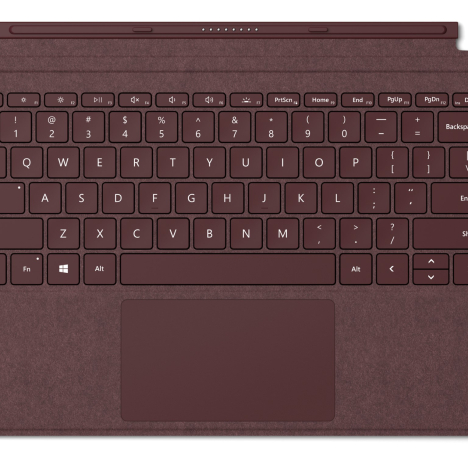 Surface Go Signature Type Cover 1