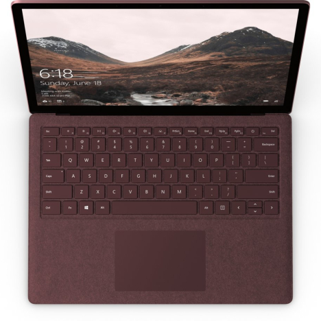 Surface Laptop | Core i7 / RAM 8GB / SSD 256GB 2