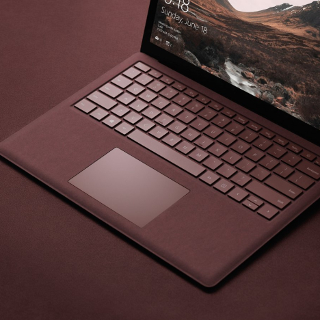 Surface Laptop | Core i7 / RAM 16GB / SSD 512GB 10