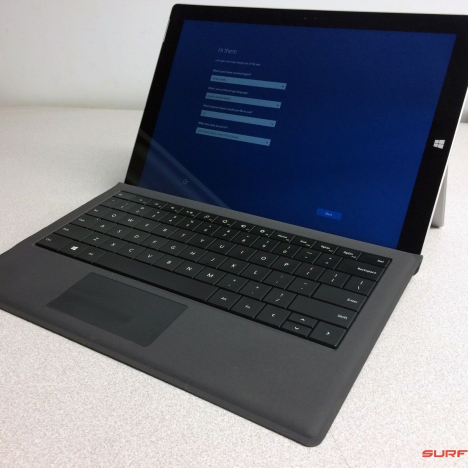 Surface Pro 3 ( i7/8GB/512GB ) + Type Cover 1