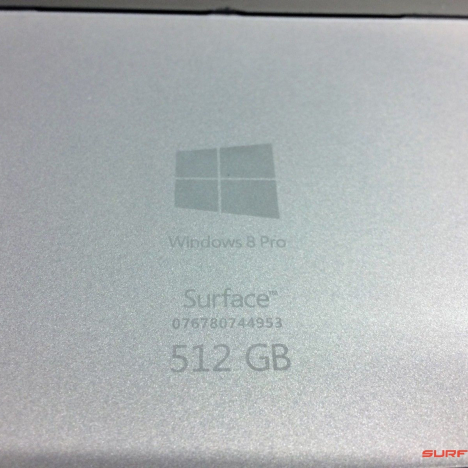 Surface Pro 3 ( i7/8GB/512GB ) + Type Cover 7