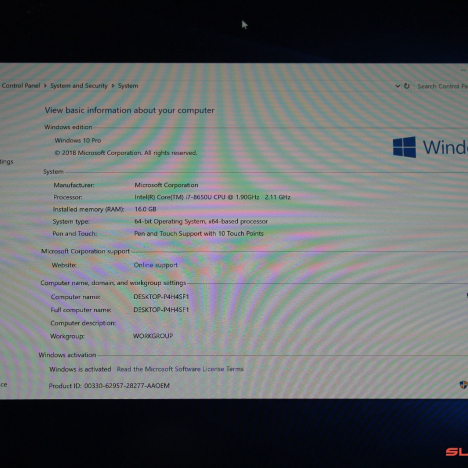 Surface Book 2 ( 13.5 inch ) ( i7/16GB/512GB ) 7
