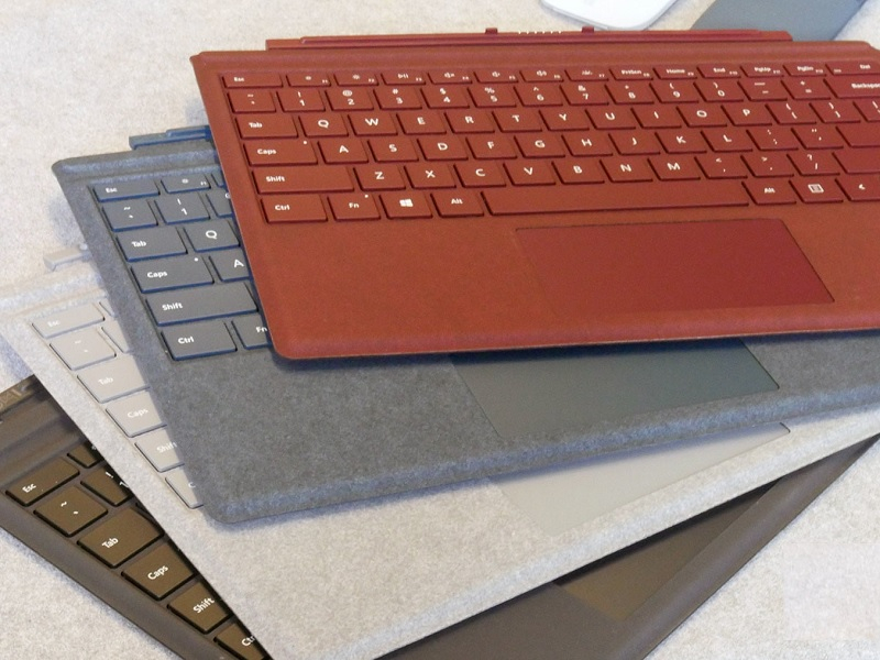 Surface Signature Type Cover.
