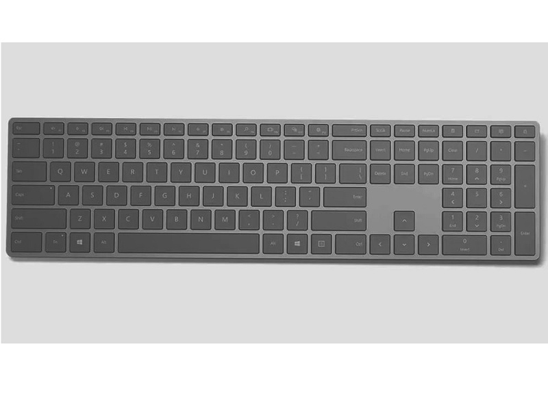 Microsoft Surface Keyboard.